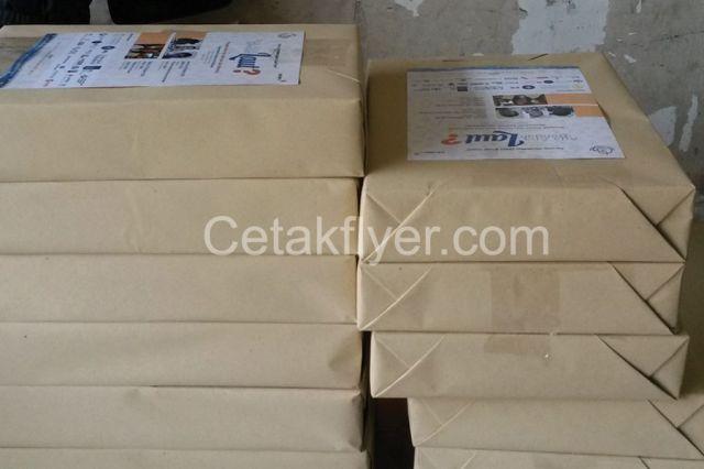 Cetak Brosur Murah ukuran  A5 25000 pc